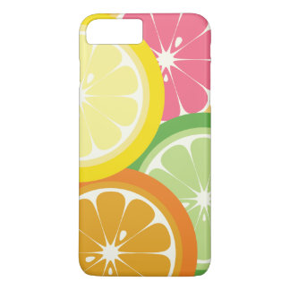 Colorful Citrus Fruit Iphone 7 Case