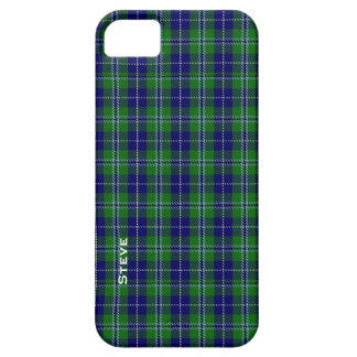 Colorful Clan Douglas Tartan Plaid iPhone 5 Cases