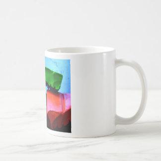 Colorful Clay Coffee Mug