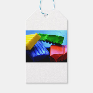 Colorful Clay Gift Tags