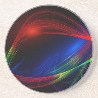 Colorful Coaster