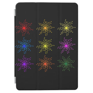 Colorful Comic Explosions iPad Air Cover