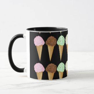 Colorful Cones Mug