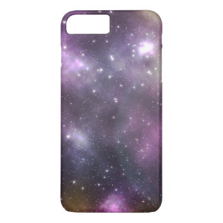 Colorful Cool Nebula and Stars in Space iPhone 7 Plus Case