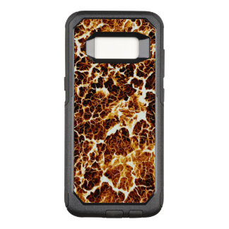 Colorful Crazy Unique Pattern OtterBox Commuter Samsung Galaxy S8 Case