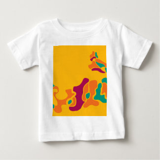 Colorful creativity baby T-Shirt