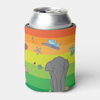 Colorful Creatures Can Cooler