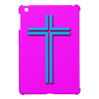 Colorful Cross Case For The iPad Mini