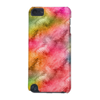 Colorful Crystal Glass Pattern iPod Touch 5G Case