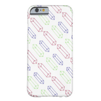 Colorful Crystals Barely There iPhone 6 Case