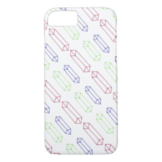 Colorful Crystals iPhone 7 Case