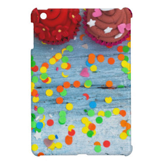colorful cupcakes cover for the iPad mini
