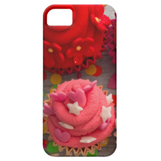 colorful cupcakes iPhone 5 cover