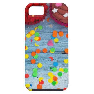 colorful cupcakes tough iPhone 5 case
