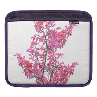 Colorful Cute Floral Design iPad Sleeve