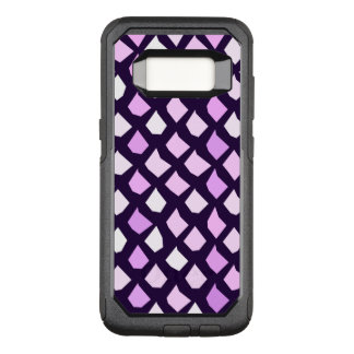 Colorful Cute Modern Trendy Pattern OtterBox Commuter Samsung Galaxy S8 Case
