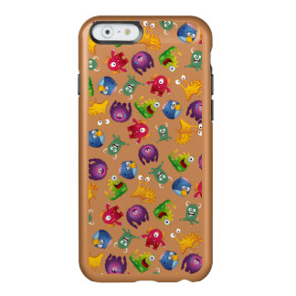 Colorful Cute Monsters Fun Cartoon Incipio Feather® Shine iPhone 6 Case