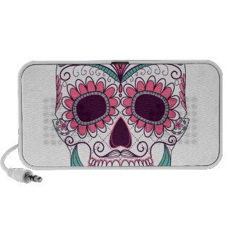 Colorful Day of Dead Speaker