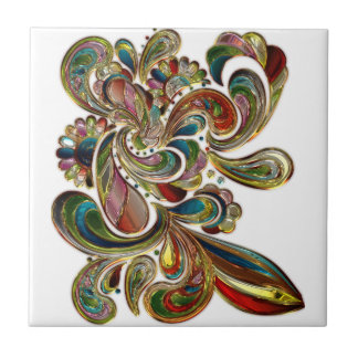 colorful decoration ceramic tile