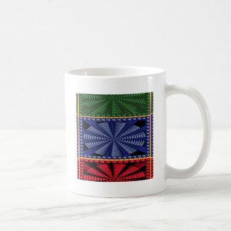 Colorful Decorative Button Art GIFTS Wedding FUN Mug