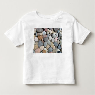 Colorful Decorative Pebble Stones Toddler T-Shirt