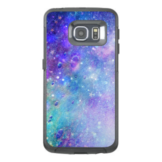 Colorful Deep Space Modern Design GR4 OtterBox Samsung Galaxy S6 Edge Case