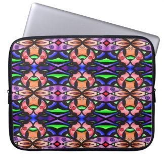 Colorful design laptop sleeve. laptop sleeve