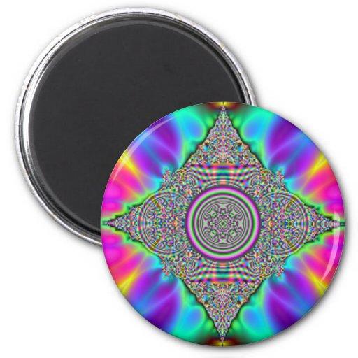 Colorful Designed Magnet