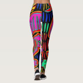 Colorful Designer Leggings