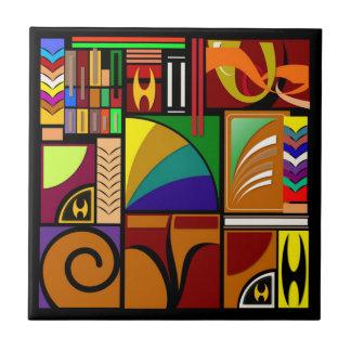 Colorful Designer Tiles