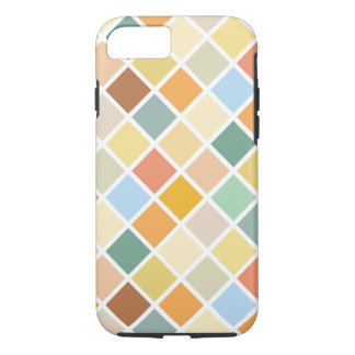 Colorful Diamond Pattern iPhone 8/7 Case