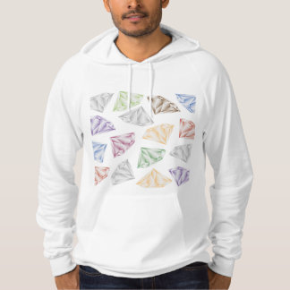 Colorful Diamonds for my sweetheart Hoodie