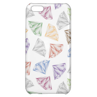 Colorful Diamonds for my sweetheart iPhone 5C Covers