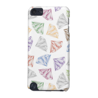 Colorful Diamonds for my sweetheart iPod Touch 5G Case