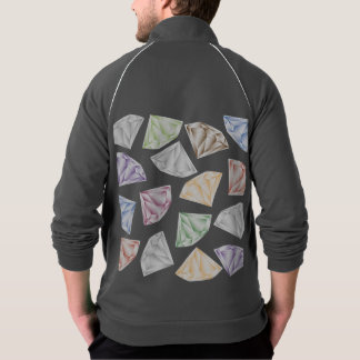 Colorful Diamonds for my sweetheart Jacket