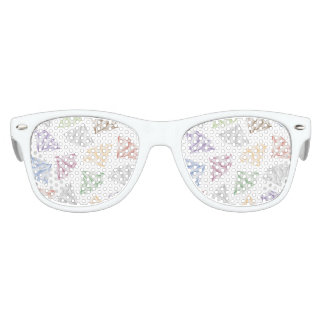 Colorful Diamonds for my sweetheart Kids Sunglasses