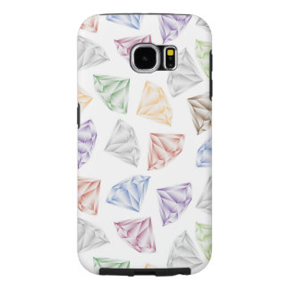 Colorful Diamonds for my sweetheart Samsung Galaxy S6 Cases