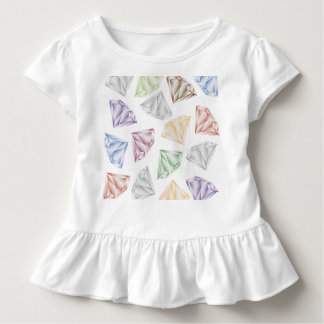 Colorful Diamonds for my sweetheart Toddler T-Shirt