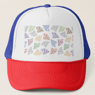 Colorful Diamonds for my sweetheart Trucker Hat