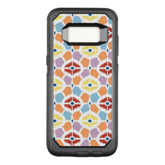 Colorful diamonds ikat geometric OtterBox commuter samsung galaxy s8 case
