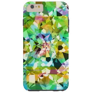 Colorful Diamonds Sparkles & Glitter Tough iPhone 6 Plus Case