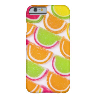 Colorful Different Jelly Candy Barely There iPhone 6 Case