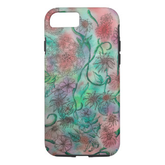 Colorful Doodle Art iPhone 8/7 Case