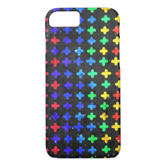 Colorful Doodle Pattern iPhone 7 Case