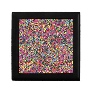 Colorful Dots Gift Box