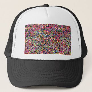 Colorful Dots Trucker Hat