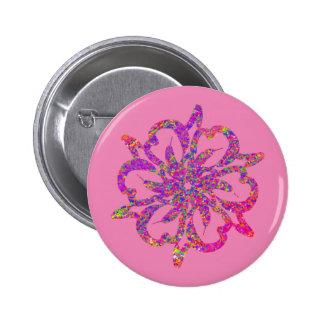 Colorful Dream 6 Cm Round Badge