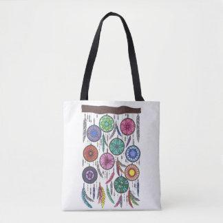 Colorful Dreams Tote Bag