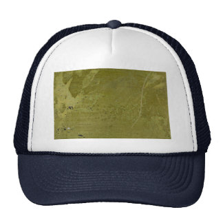 Colorful Dutch Leaf: IV Trucker Hat