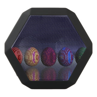 Colorful eggs for easter - 3D render